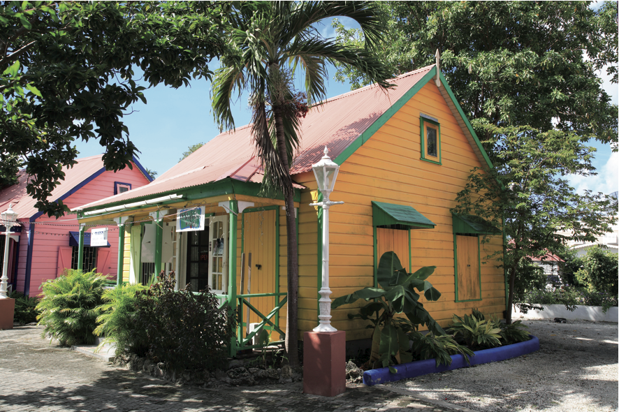 Chattel House Village, St. Lawrence Gap, Barbados #Travel #LikeALocal #Caribbean