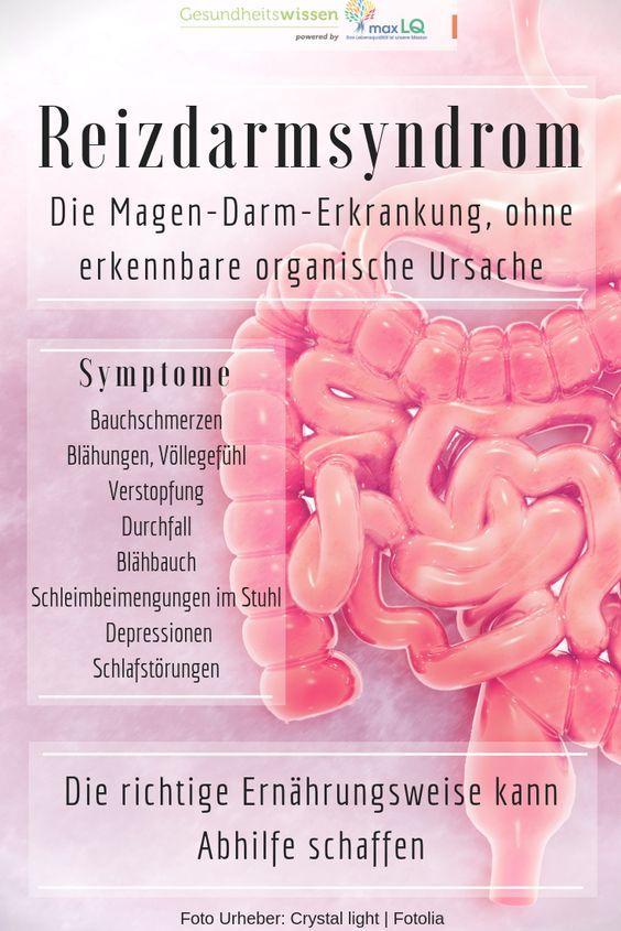 Reizdarmsyndrom: Die Magen-Darm-Erkrankung, ohne ...