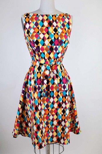 Monique Dress by Heart of Haute