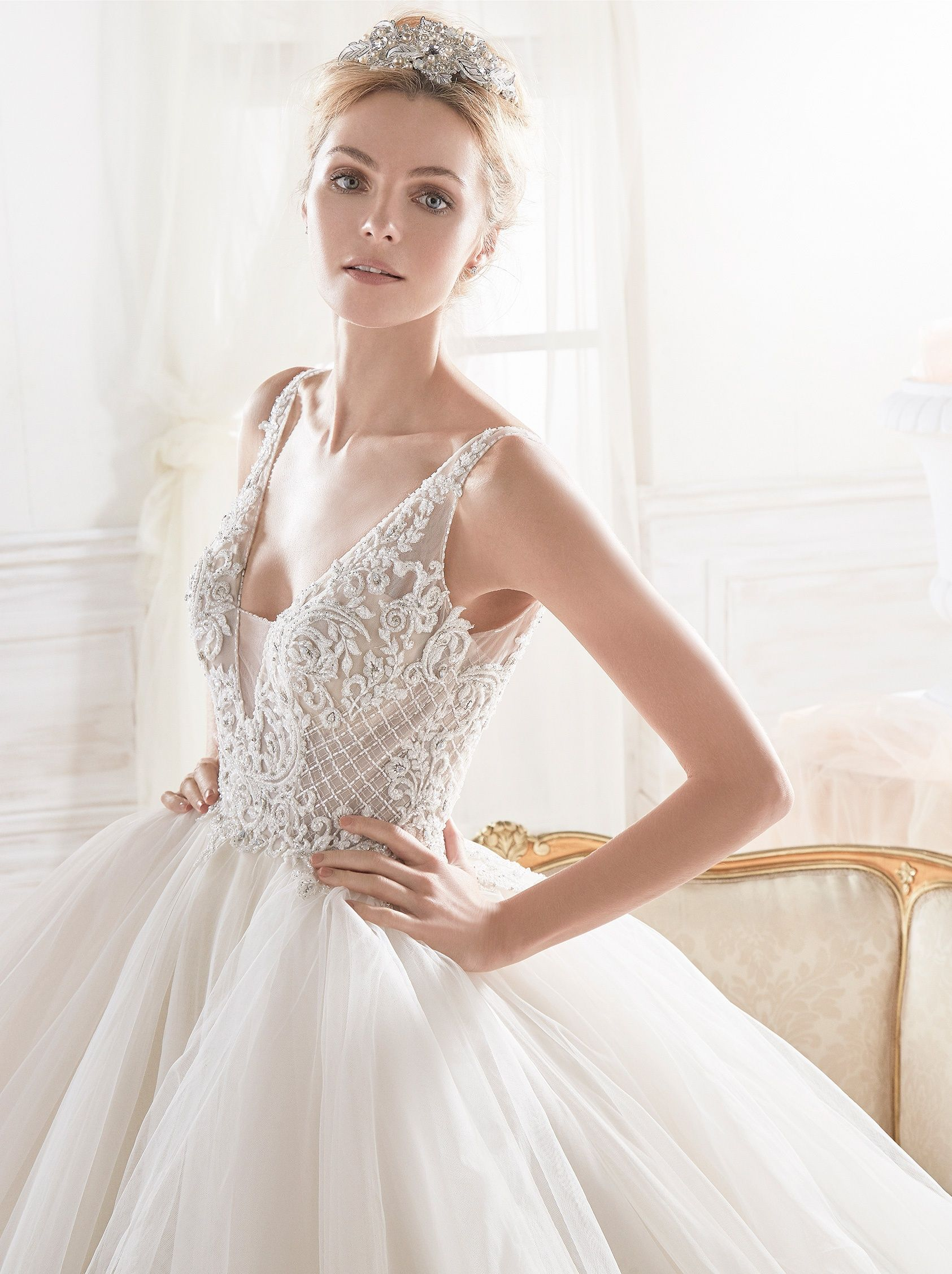 Nicole bridal collection niab at the altar fashion