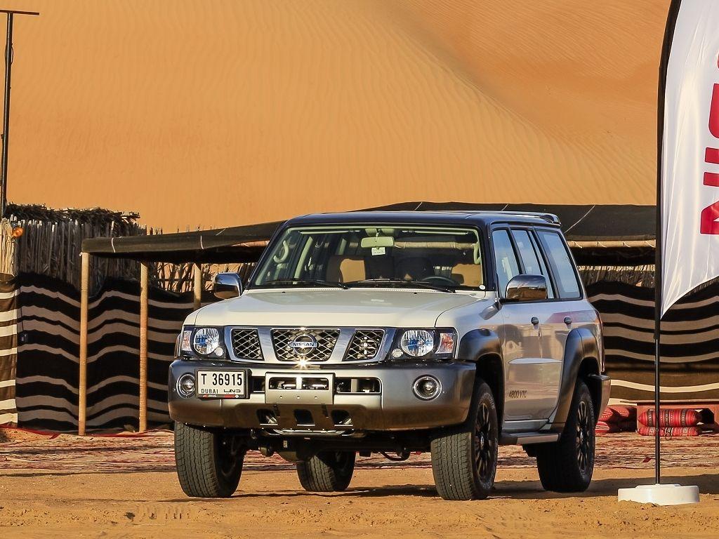 2017 Nissan Patrol Super Safari debuts in UAE and GCC
