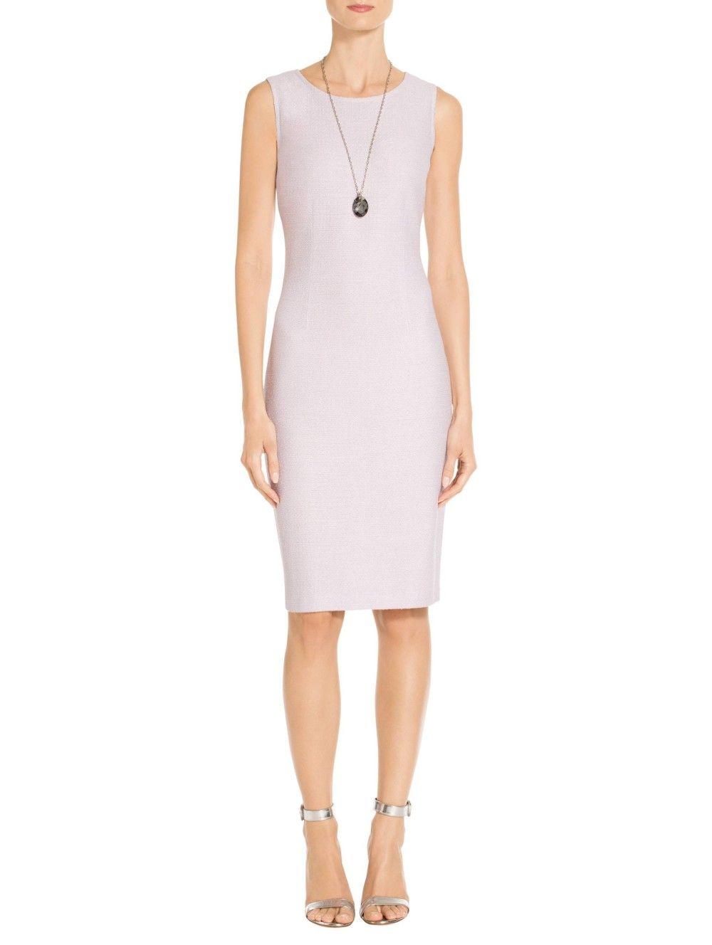 Soft+Boucle+Knit+Dress