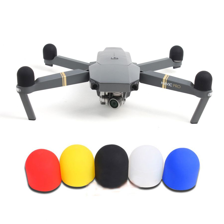 Find More Parts Accessories Information About 4pcs Dji Mavic Pro Motor Cover Cap Motor Guard Protector For Mavic Pro Qu Mavic Pro Mavic Hobby Lobby Christmas