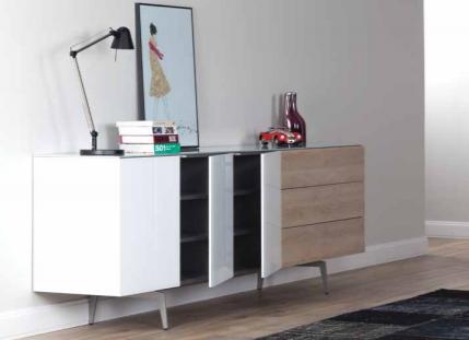 Dressoir kast dressoir wit dressoir hout dressoir modern