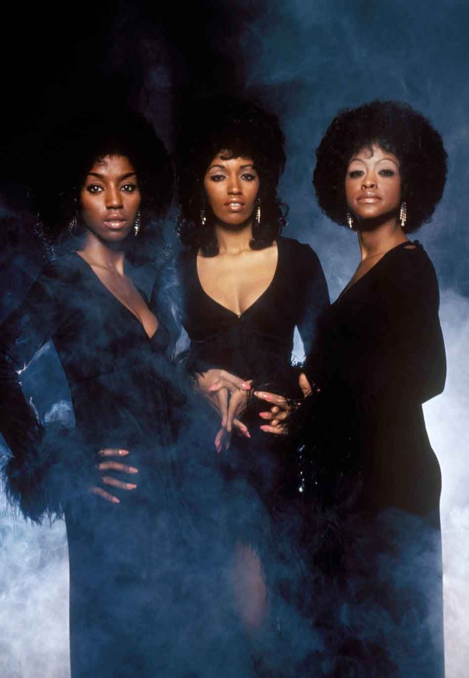 The Three Degrees | Soul, Baby, Soul 2 | Pinterest | Third ...