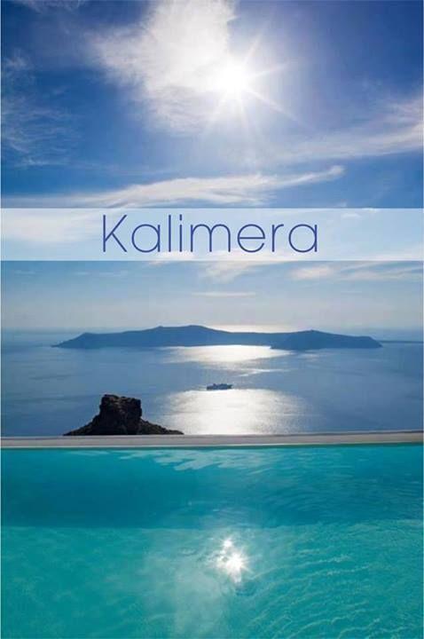 kalimera! goodmorning!