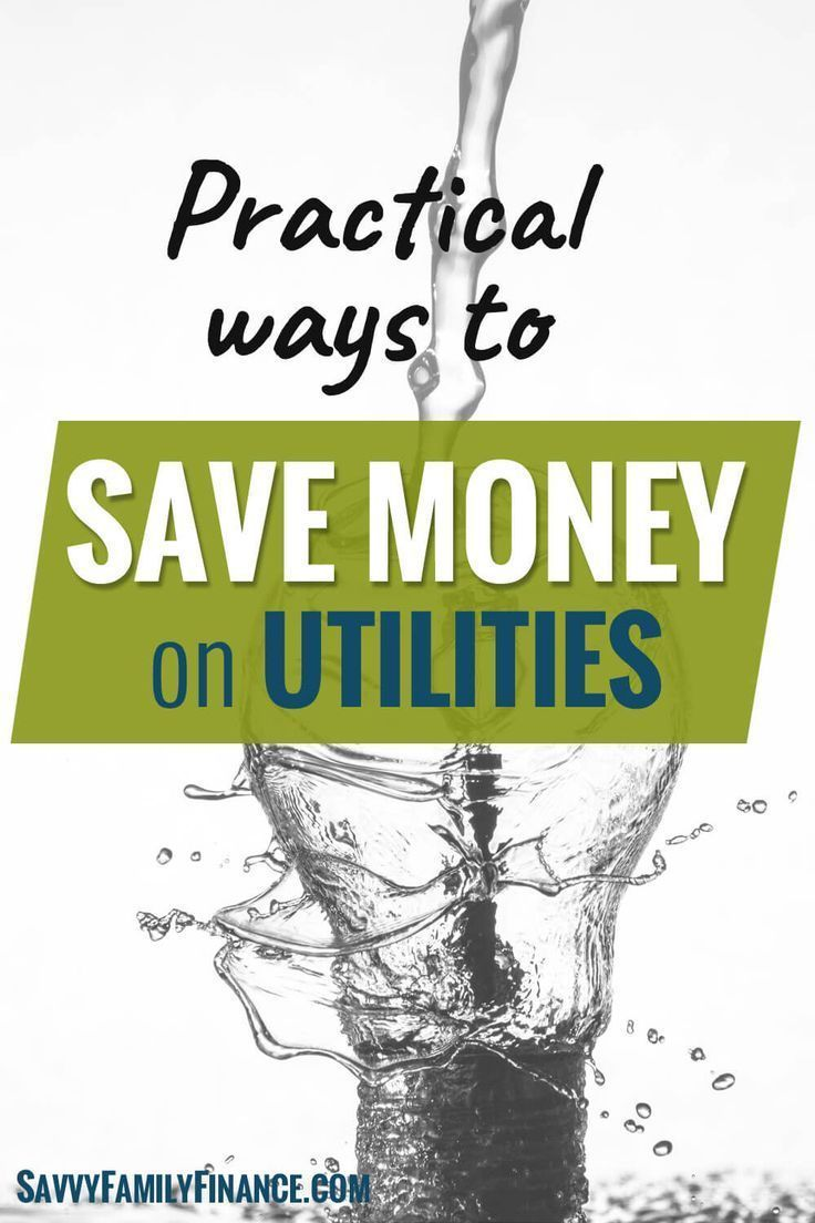 These tips will help you save a lot on utilities