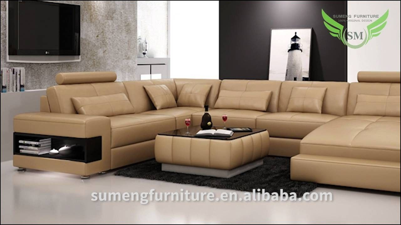 Moderno U Sofa C Shaped Sofas Sofa Bench