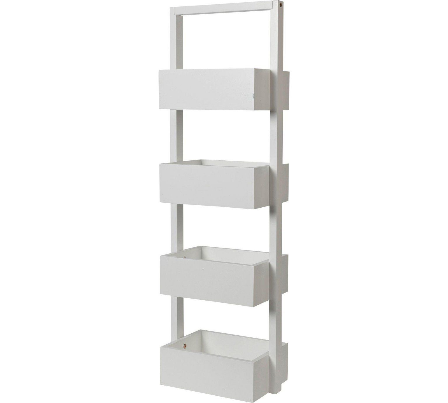 Buy Argos Home Freestanding Bathroom Storage Caddy - White ...