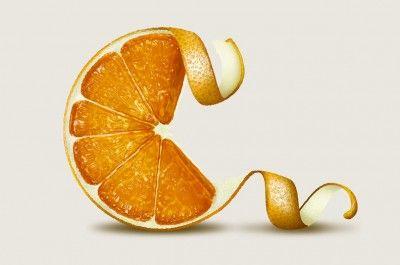 steve bonners c is for citrus graphisme
