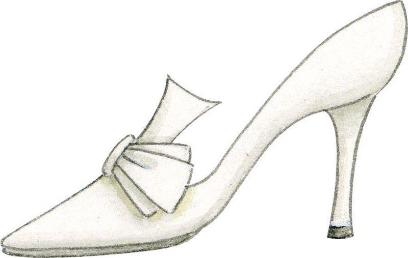 Dibujos Zapatos Tacon Para Imprimir Imagenes Y Dibujos