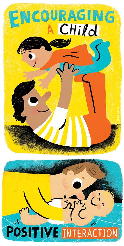 Wall Street Journal: Dads & Playtime | LINZIE HUNTER | Pinterest ...