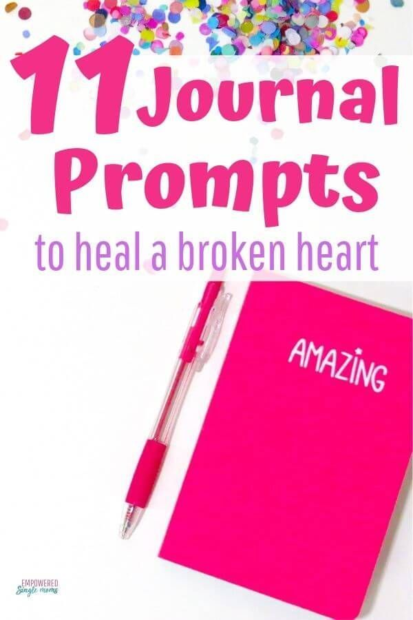 11 Journal Prompts to Get Over a Breakup