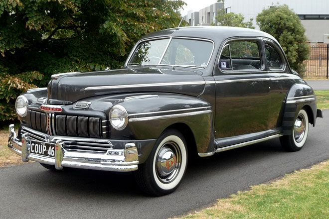 Image gallery 1946 mercury for 1946 mercury 4 door sedan