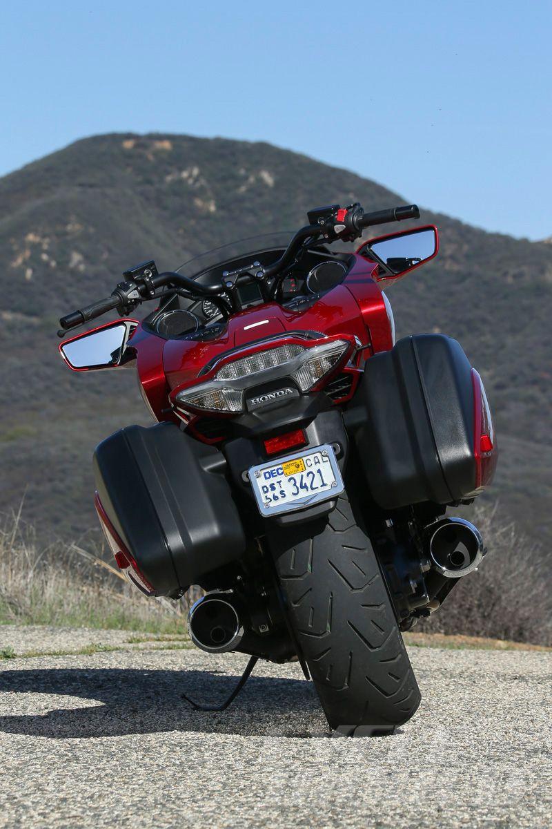 2014 Honda CTX1300 First Ride Touring bike, Best