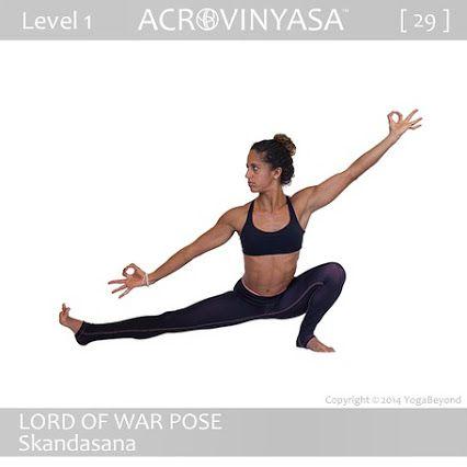 skandasana with mudra  google search  evening yoga