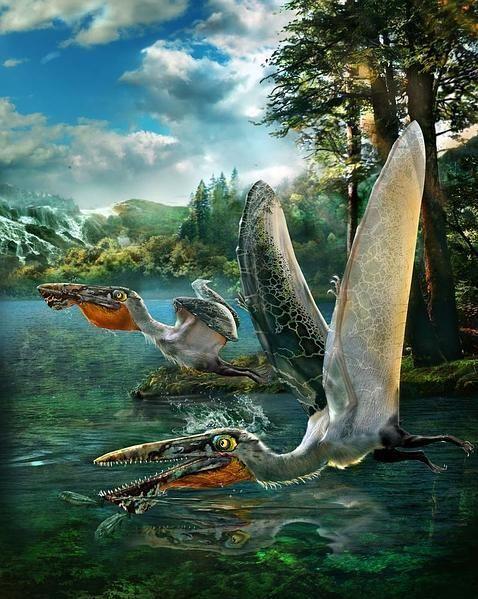 Las Criaturas Voladoras De Avatar Fueron Reales Fotos De Dinosaurios Animales Prehistóricos Animales Extintos