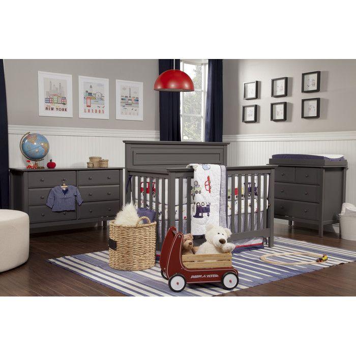 Davinci Autumn 4 In 1 Convertible Crib Reviews Wayfair