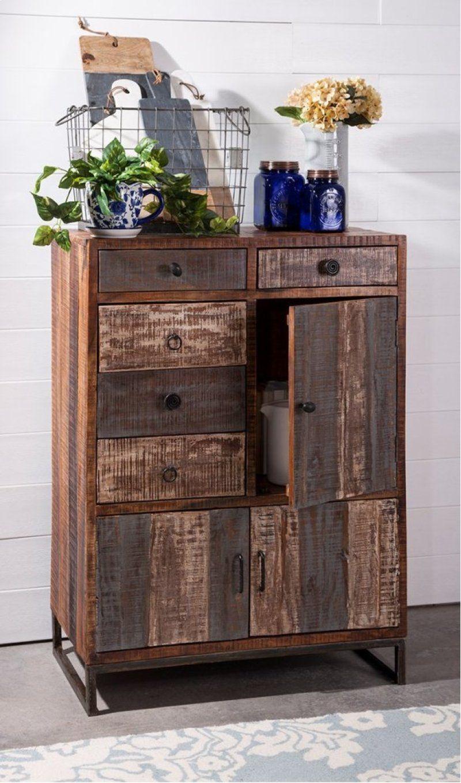 Attractive bekki multi door storage chest in home furniture