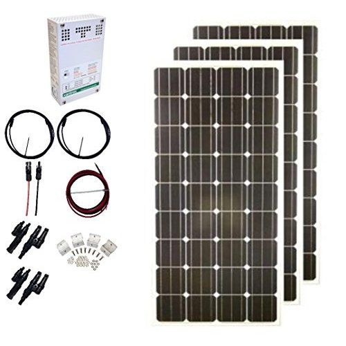 Go Power Gp Psk 120 120w Portable Folding Solar Kit With 10 Amp Solar Controller With Images Solar Kit