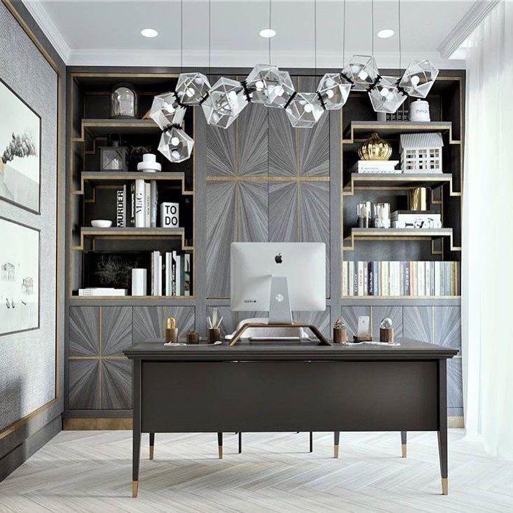 25 Cool Chevron Interior Design Ideas: Office Interior Design, Home