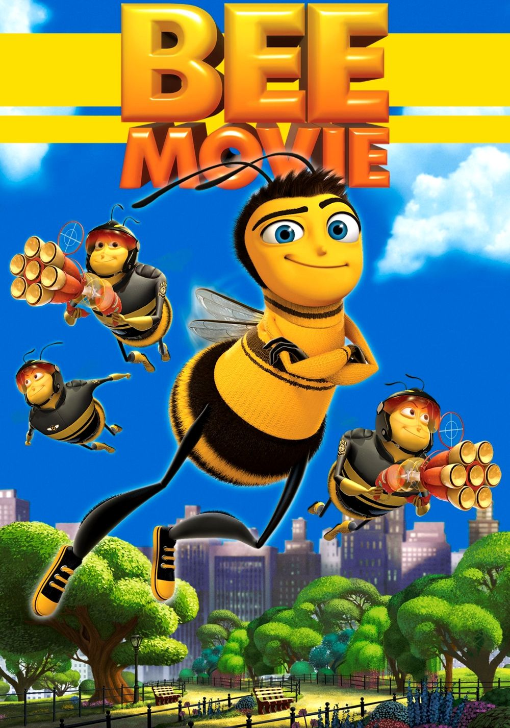 Bee Movie.