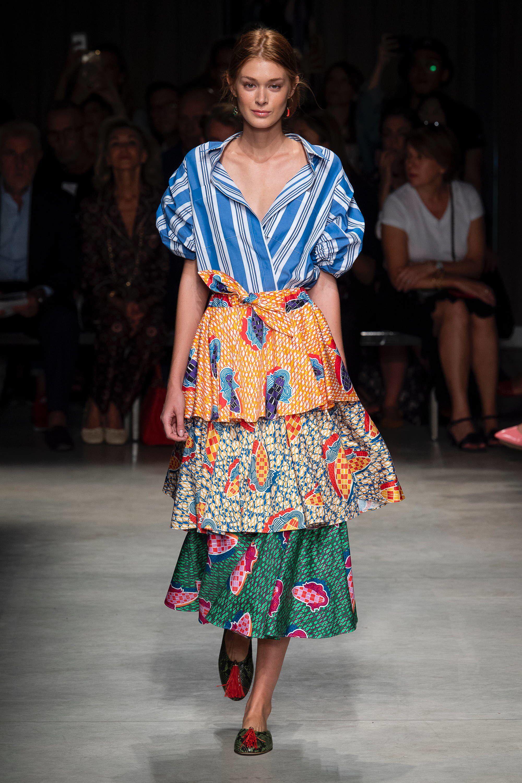 Stella Jean Spring 2019 Ready-to-Wear Fashion Show