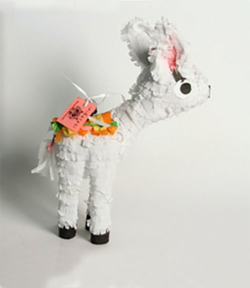 Llama Piñata | adorable!
