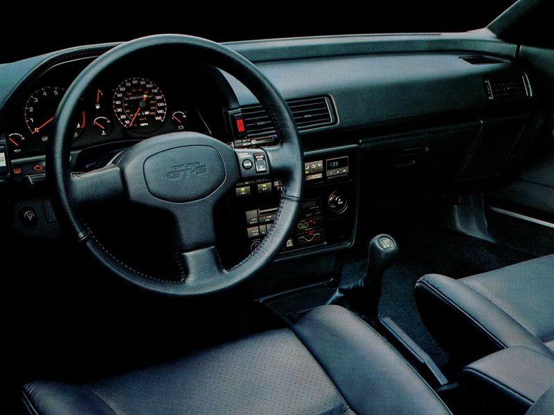 1988 Toyota Celica 2 0 Gt S Toyota Celica Car Interior Toyota