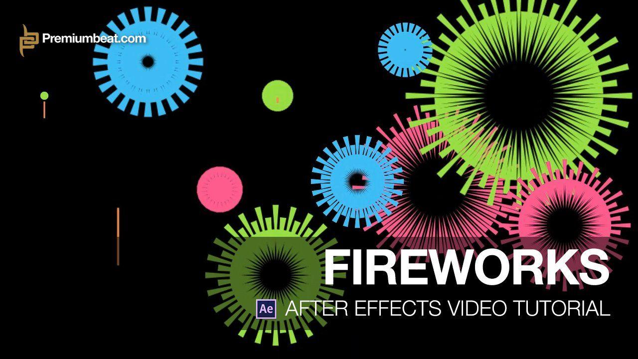 After effects video tutorial fireworks on vimeo after effects after effects video tutorial fireworks on vimeo baditri Images