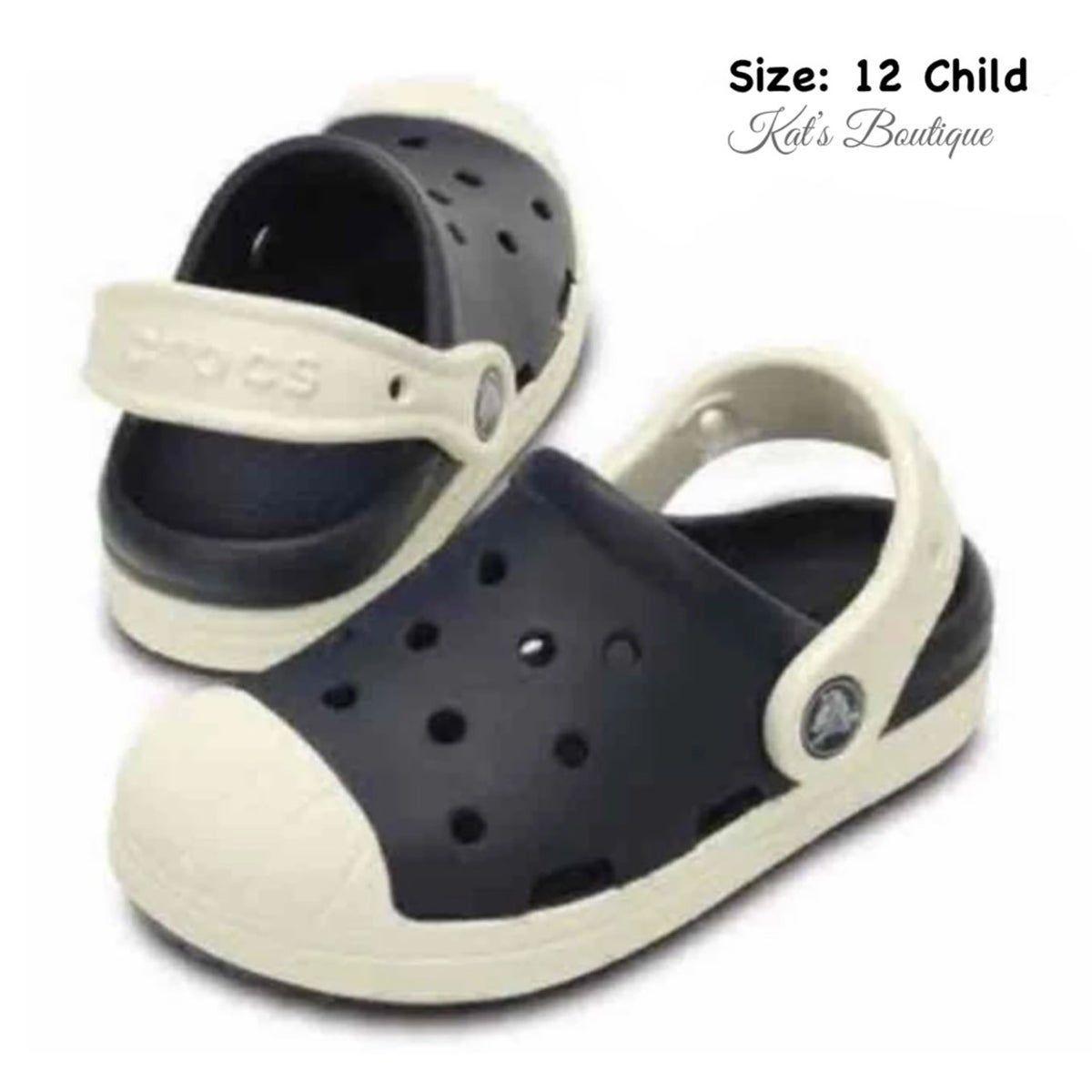 CROCS Kids' Bump it Clog Size: 12 Child