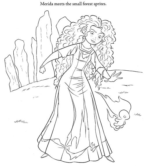 Brave Coloring Pages Best Coloring Pages For Kids Princess Coloring Pages Disney Coloring Pages Princess Coloring