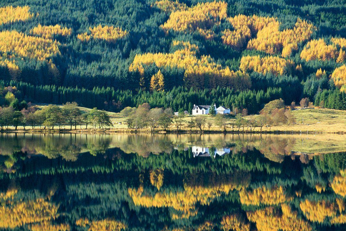 Las Highlands (Escocia): un otoño de ensueño