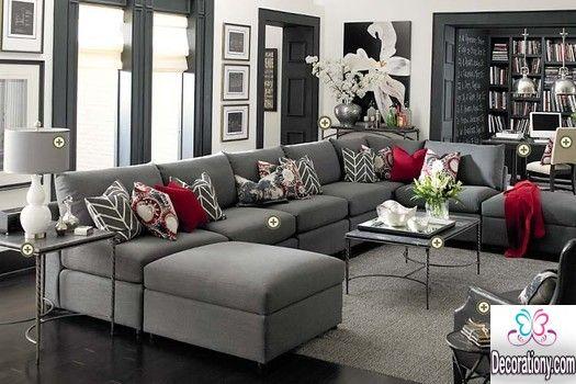Top 10 Best Furniture Brands List White Walls Living Room Living Room Grey Living Room White