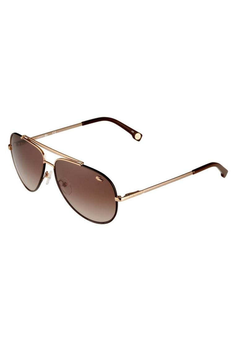 Lacoste. Sonnenbrille - rose gold-coloured. #sunglasses ...