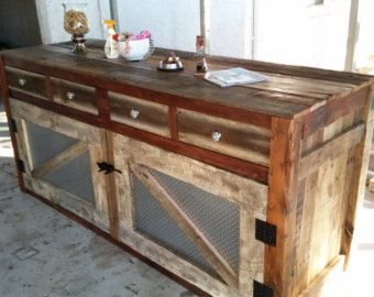 items similar to tatra custom wood dog kennel on etsy | furniture