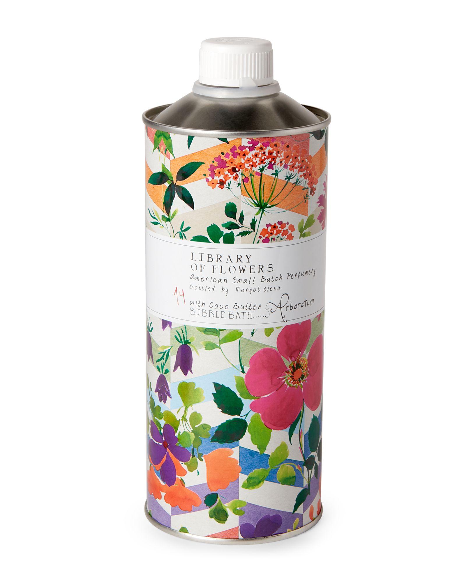 Margot Elena Library Of Flowers Arboretum Bubble Bath