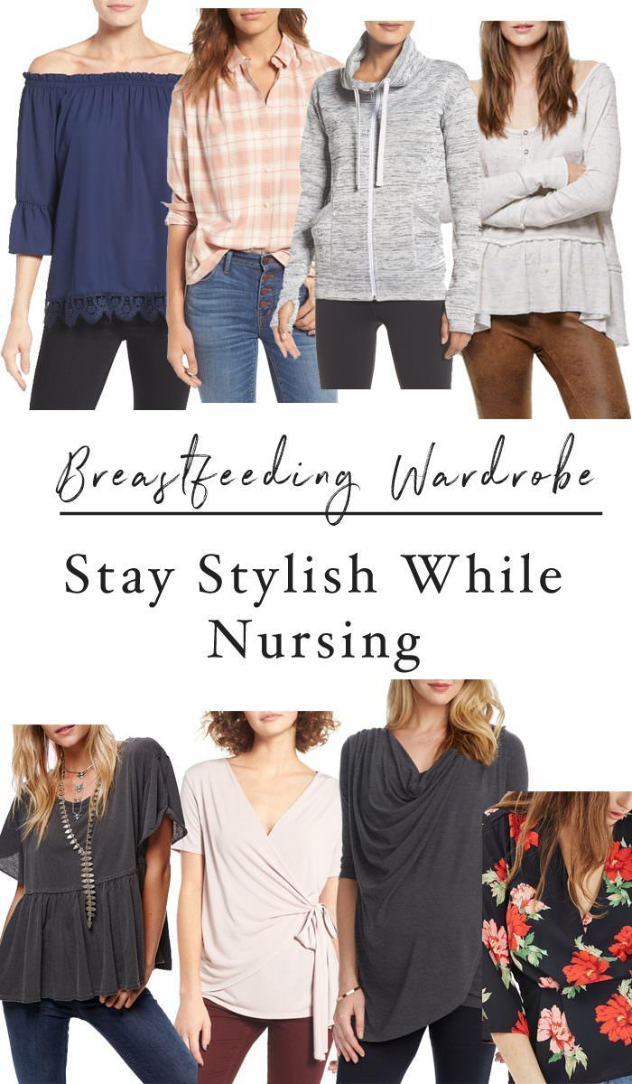 5040fefb8082c Your Breastfeeding Wardrobe: Tops // A roundup of the most stylish tops to  wear while breastfeeding (and when you're not)!