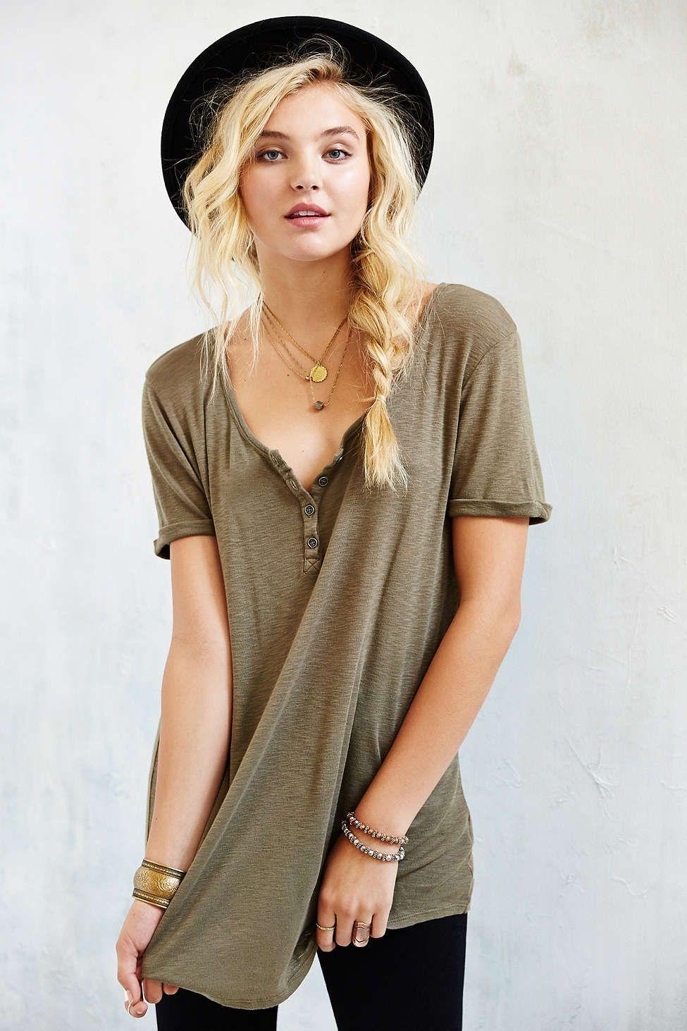 The 25 best henley top ideas on pinterest long sleeve for Best henley long sleeve shirts