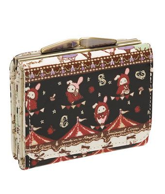 76121c838e9 Little red riding hood wallet from Sentimental Circus #sentimentalcircus