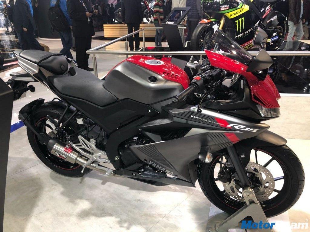Yamaha R15 V3 Accessories Racing Kit Price Announced Yamaha