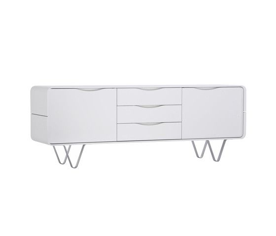 Side boards   Storage-Shelving   Cemia sideboard   Ligne Roset. Check it out on Architonic