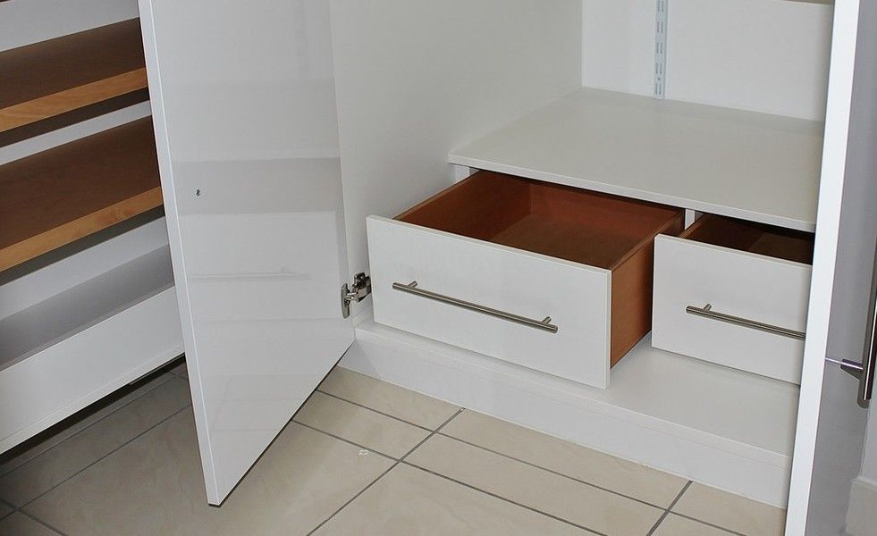 Garderobe Einbauschrank Garderobe Einrichtung