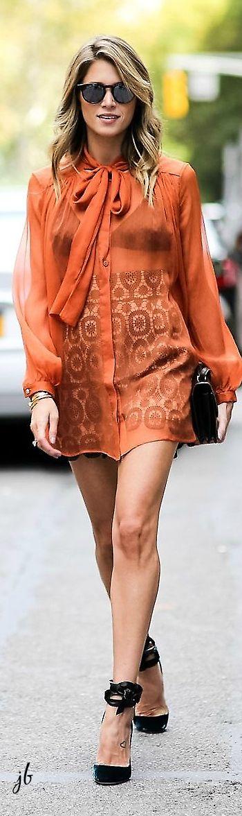 NYFW | Street Style | Miss M's Girls Trip < love