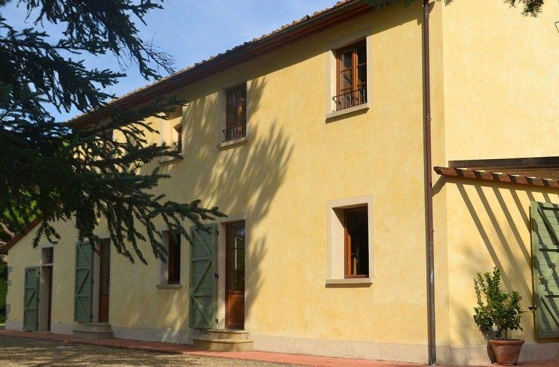 Location Maison En Toscane, Villa Avec Piscine Privée à Palaia, Province De  Pise, Référence Ripezzano