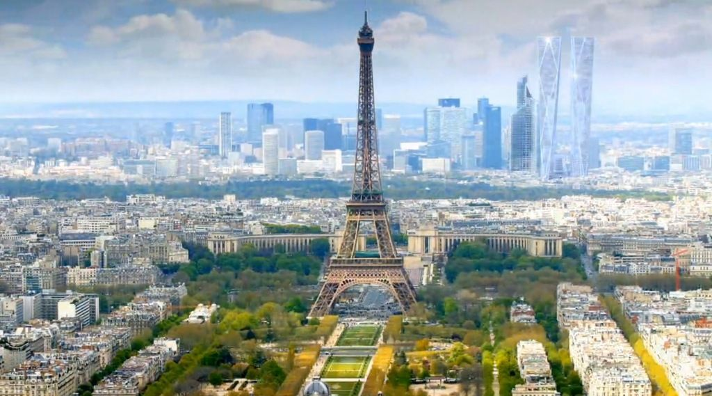 Hermitage plaza planned for paris 39 la defence for Tour hermitage