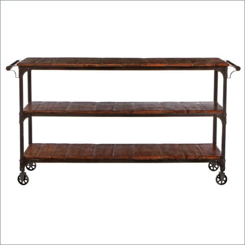 Sitcom Furniture MARL00008669 Marlee Industrial Console Table