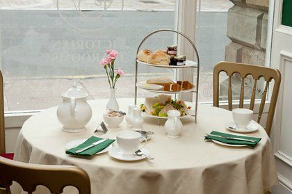 Afternoon Tea at Stewart's Victorian Tearoom in Glasgow - AfternoonTea.co.uk