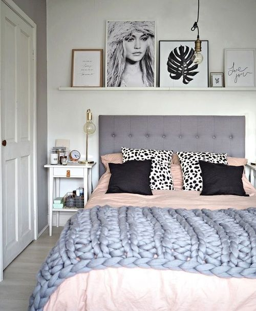 I love this bedroom sm on We Heart It | Room decorations ...