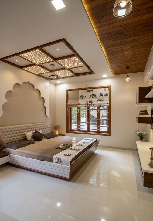 Best Bedroom Interior Design Ideas With Luxury Touch 22 Indian Bedroom Design Cozy Bedroom Design Luxurious Bedrooms